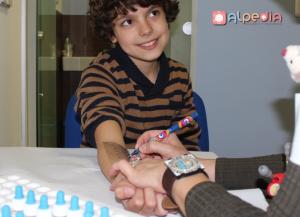 Alpedia consulta de Alergología pruebas cutáneas